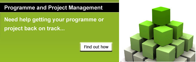 Programme and Project Management