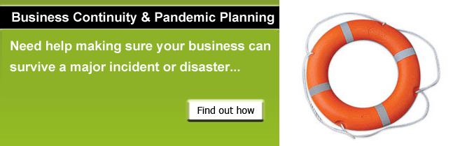 Business Continuity and Pandemic Planning